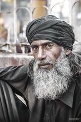 Portrait of a Malang (Rollingstone16) Tags: portrait portraiture beard malang lahore pakistan canon tamron 5d2 streetphotography
