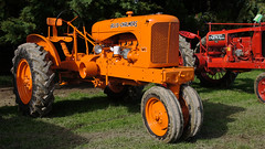 Allis Chalmers WC Tractor. (Branxholm) Tags: plough plow harvest farm ranch cattle sheep horse wheat corn oats crawler bulldozer farmall case moline oliver john deere