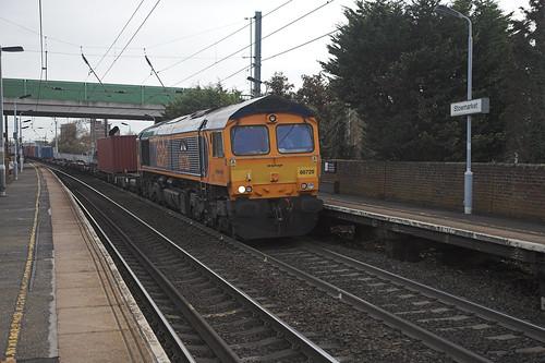 66729 at Stowmarket