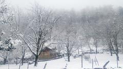 White-out at Pahalgam-2 (Shuddho1980) Tags: kashmir pahalgam snow lgg4
