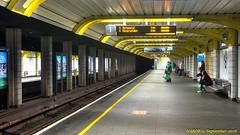 Oslo, Norway: Grønland metro station (nabobswims) Tags: grønland hdr highdynamicrange lightroom metro no nabob nabobswims norges norway oslo photomatix sonya6000 station subway tbane ubahn selp1650