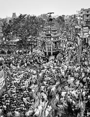 Chariot (Padmanabhan Rangarajan) Tags: mylapore kapaleeswarantemple chariot carfestival chennai india festival crowds