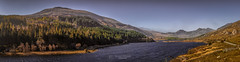 Snowdonia National Park Panorama (tbnate) Tags: wales snowdonia panorama tbnate d750 nikon nikond750 mountain mountains trees sky cloudlesssky lake wind outside outdoor snowdonianationalpark landscape nature water