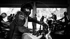 Nick Waite - Suzuki Bandit 600 (MPH94) Tags: oulton park cheshire auto bike bikes motor april ng road racing motorbike motorbikes sport motorsport motorracing black white monochrome canon 7d nick waite suzuki bandit 600