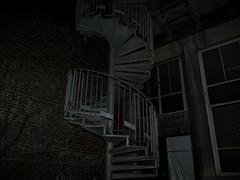 P1090364_HDR (martindebrunne) Tags: school urbex empty ghosts ghost black darkness feeling scary creepy horror night old gx8 panasonic hybrid