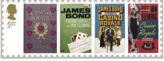 Britische Post verˆffentlicht Briefmarken mit James Bond-Motiven Die große Cover-Aktion (SilviaMaja) Tags: briefmarken james post kultur grosbritannien literatur jamesbond ianfleming london