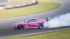 Drifting (© Ian Flanagan) Tags: car drift smoke nissan fast autodrome teesside spin lassa motorsport tyres tiltnshift
