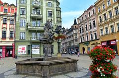 P1400013 rynek, Świdnica. Poland (stapaw) Tags: dolnośląskie lower silesian rzeźba sculpture