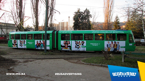 Info Media Group - Benetton, BUS Outdoor Advertising, 03-2017 (11)