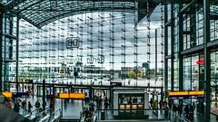 Hauptbahnhof Berlin (dirk.sulima) Tags: berlin hauptbahnhof central station hauptstadt