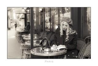 Paris n°147 - Memories Of Literary Paris