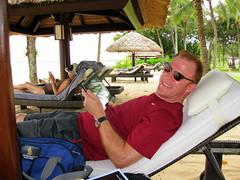 InterContinental Hotel Bali (rougetete) Tags: indonesia bali denpasar westnusatenggara islandparadise birthdaytrip milestonebirthdaytrip 50 50thbday intercontinentalhotelbali intercontinentalhotel jimbaranbeach