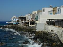 sea (Bichoes) Tags: nisyros dodekanse aegean mandraki spiliani monastery knights castle greece