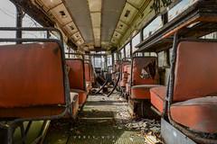 La ligne (Urbex World) Tags: urbex tram ligne