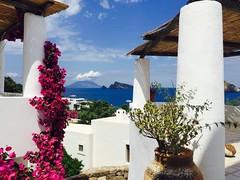 Stromboli seen from Panarea island (Valde65) Tags: sicilia islands isole eolie stromboli panarea