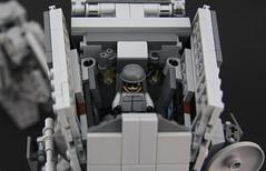 AT-MAW cockpit (DeadGlitch71) Tags: lego starwars atmaw atst space mech mecha imperial army tank artillery scifi scfi allterrain walker photography