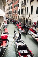 Gondolas (H_Andersson) Tags: gondola gondolas venice venezia italy italia