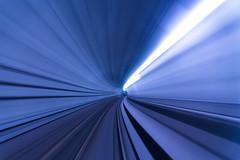 Time Warp (ClareC79) Tags: 100xthe2017edition 100x2017 12100 canon canon5dmkiv canon1740mmf4 denmark copenhagen metro tube tunnel