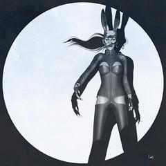 · (· Lan ·) Tags: tableauvivant avenge eclipse blackfair secondlife lan