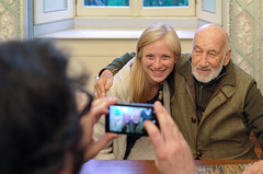 saggezza e grazia si sono incontrate (Alberto Cameroni) Tags: berengogardin posa federicafenaroli sorriso fai monza villareale leica leicaxtyp113 ritratto portrait closeup viso volto