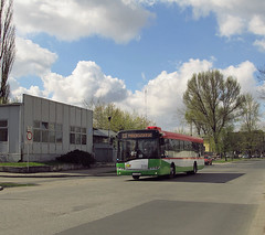Solaris Urbino 12III, #2299, MPK Lublin (transport131) Tags: bus autobus ztm lublin solaris urbino mpk