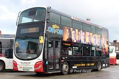 Bus Eireann VWD41 (151C7156). (Fred Dean Jnr) Tags: buseireann vwd41 151c7156 capwell cork april2017 alloverad volvo wright eclipse gemini capwelldepotcork buseireanncapwelldepot