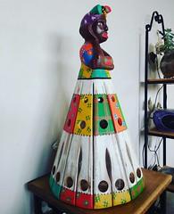 Espera aí que daqui a pouco estou chegando no elo7 - www.elo7.com.br/osoarte #artesanatomineiro #decoracao #decoração #decoraçãomineira #abajur #luminária #iluminação #decorar #casa #casamineira (fabriciabarcelos) Tags: artesanatomineiro casamineira decoracao abajur decoração iluminação luminária casa decoraçãomineira decorar