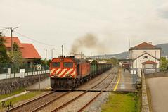 São Pedro da Torre (***REGFA***) Tags: cp excpcarga medway mercadorias tren train diesel portugal espanha valença internacional 1963