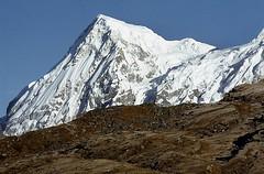 Ratong 6679 m (Daniel Biays) Tags: ratong sommet montagne himalaya sikkim inde