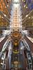 Inside the La Sagrada Familia, Barcelona, Spain (George Pachantouris) Tags: barcelona spain catalonia catalunia europe gaudi sagrada familia casa battlo barceloneta unesco world heritage