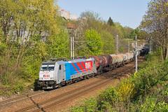 Spring Traxx   186.435   IDS Cargo   Nex 47778   Bratislava hl.st. - Lamač (lofofor) Tags: electric traxx bombardier 186 435 ids idscargo súkromník ucelenka tunel kotle kramáre lamačský lamač hroboňova nex 47778