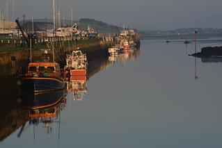 Reflections, The Quay, Westport, Co Mayo, Ireland.