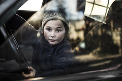 (silvia pasqual) Tags: romania romanian east europe maramures people portrait portraiture child children childhood person face beautiful reflection reflex car play canon world soul travel traveling travelers travelphotography photo photography lens light sun