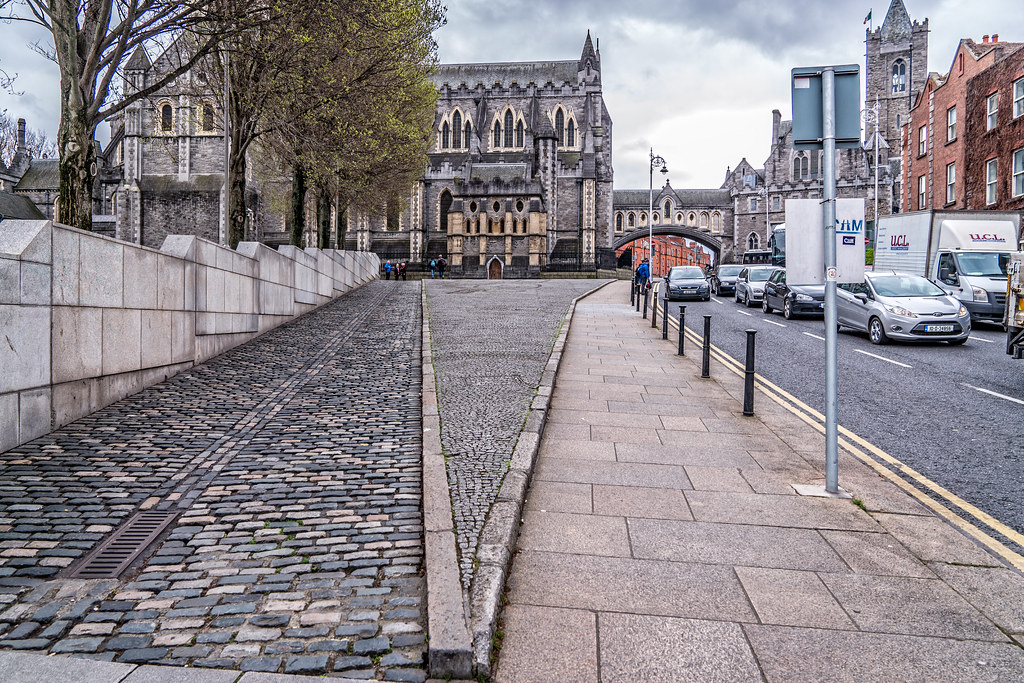 CHRIST CHURCH CATHEDRAL DUBLIN [CHURCH OF IRELAND]-126524
