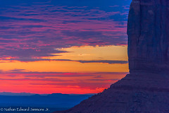 _DSC2518-2.jpg (Nathan Edward Simmons Jr.) Tags: monumentvalley utah arizona navajo themittens oljatomonumentvalley unitedstates us