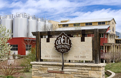Odell Brewing Co., Ft. Collins, Colorado (photographyguy) Tags: colorado odellbrewingco brewery ftcollins beer craftbeer sign