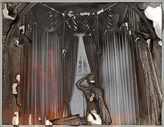 Logan Mansion (///Brian Henry) Tags: darkroom abandoned mansion alternative process foma 400 pentax6x7