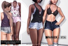 KITJA x :PARKER: - Tasha Outfit (ᴋɪᴛᴊᴀ) Tags: