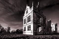 Moreton Corbet castle (Ian Gunstone) Tags: eerie english heritage atmospheric monochrome blackandwhite shropshire ruins castle castles paranormal supernatural xt2 fujuxseries fujifilm