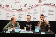 Borja Català, XaviSarrià i  Daniel Tomàs (EKO) 30/04/2017