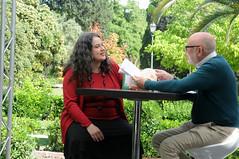 Olga Besolí i Manolo Gil 30/04/2017