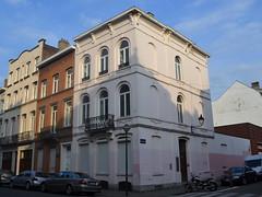 Coenraetsstraat 56, Sint-Gillis (Erf-goed.be) Tags: herenhuis sintgillis brussel archeonet geotagged geolon
