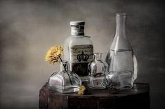 Flores y cristal II (JACRIS08) Tags: bodegon cristal stilllife