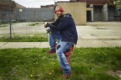 SYBOO (f u oscar) Tags: portrait urban urbanportrait streetportrait bluecollar chicago westsideofchicago kinzieindustrialcorridor
