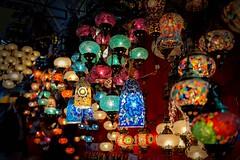 Lumina (Rice Bear) Tags: istanbul turkey tr grandbazaar colored lights lamps decor sony a7r alpha travel travelgram adventures sonya7r sel35f28