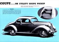1937 Terraplane Utility Coupe Pickup (aldenjewell) Tags: 1937 terraplane utility coupe pickup brochure