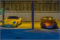 TVR Berkshire April meet (Colin RedGriff) Tags: berkshire cars t350 tvr tvrcc tamora