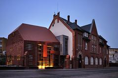 Bydgoszcz (Michu_I) Tags: poland polska bydgoszcz city miasto architecture architektura dawn d90