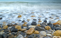 Incoming (jactoll) Tags: penmon anglessy wales sea beach waves sony a7ii zeiss 1635mmf4 jactoll