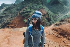 Molly (followmesarah) Tags: hawaii kalalau trail hiking kauai napali coast